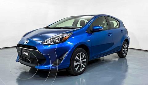 Toyota Prius C 1.5L usado (2018) color Gris precio $292,999