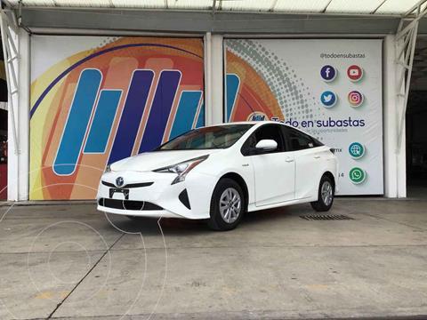 Toyota Prius C BASE usado (2017) color Blanco precio $166,000
