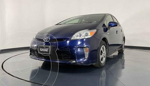 Toyota Prius C Premium SR usado (2015) color Azul precio $229,999