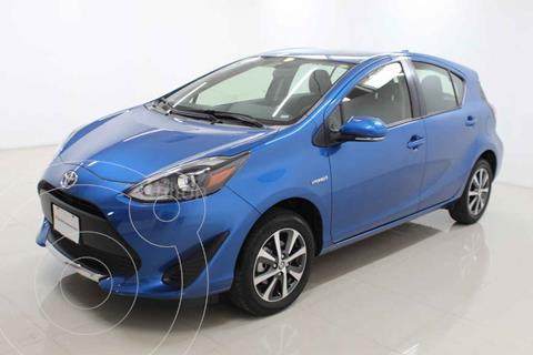 Toyota Prius C Version usado (2020) color Azul precio $335,000