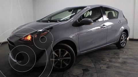 Toyota Prius C 1.5L  usado (2021) color Blanco precio $340,000