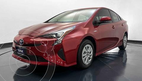 Toyota Prius C BASE usado (2016) color Rojo precio $282,999