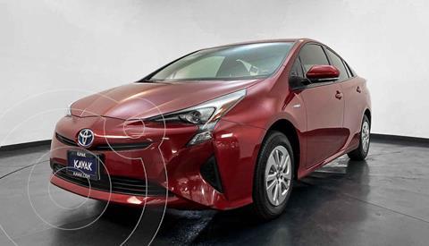 Toyota Prius C BASE usado (2016) color Rojo precio $287,999