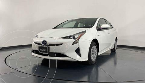 Toyota Prius C Premium SR usado (2016) color Blanco precio $307,999
