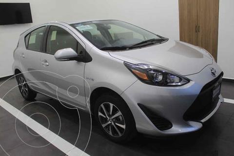 Toyota Prius C Version usado (2020) color Plata precio $325,000
