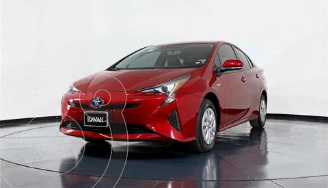 Toyota Prius C Premium SR usado (2017) color Rojo precio $319,999