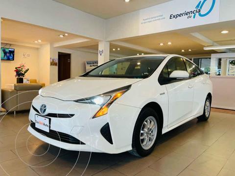 foto Toyota Prius C BASE usado (2017) color Blanco precio $268,600