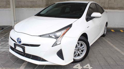 Toyota Prius C BASE usado (2017) color Blanco precio $265,000