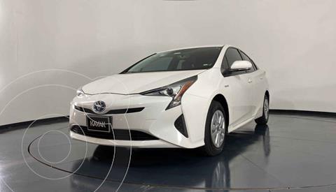 Toyota Prius C Premium SR usado (2018) color Blanco precio $349,999