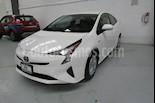 Foto venta Auto usado Toyota Prius 5p Base Hibrido L4/1.8 Aut (2016) color Blanco precio $280,500