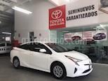 Foto venta Auto usado Toyota Prius 5p Base Hibrido L4/1.8 Aut (2016) color Blanco precio $275,000