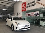 Foto venta Auto usado Toyota Prius 5p Premium SR Hibrido L4/1.8 Aut (2017) color Blanco precio $339,000