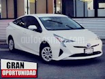 Foto venta Auto usado Toyota Prius 5p Premium SR Hibrido L4/1.8 Aut (2017) color Blanco precio $365,000