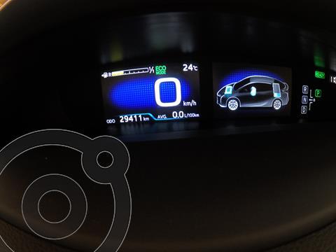 Toyota Prius 1.8 CVT usado (2018) color Gris precio u$s30.000