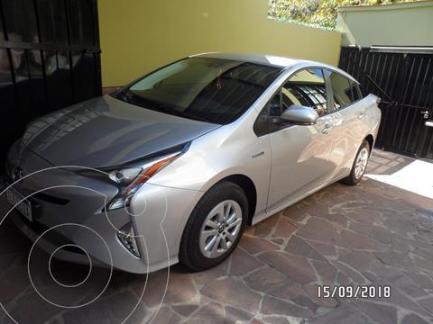 Toyota Prius 1.8 CVT usado (2018) color Gris Plata  precio $2.960.000