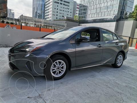 Toyota Prius BASE usado (2016) color Gris Oscuro precio $299,000