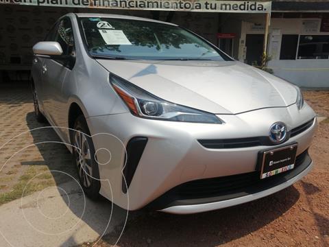 Toyota Prius Base usado (2020) color Plata precio $355,000