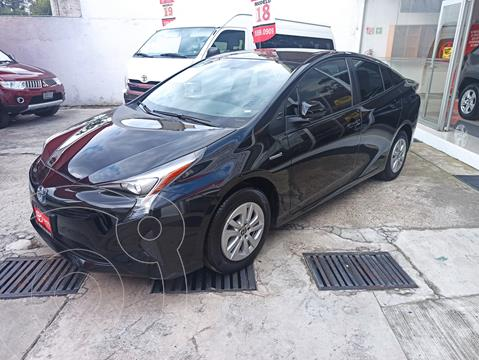 Toyota Prius Premium usado (2018) color Negro precio $335,000