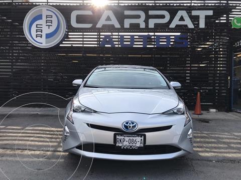 Toyota Prius BASE usado (2017) color Plata Dorado precio $299,000