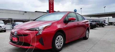 Toyota Prius BASE usado (2017) color Rojo precio $299,000