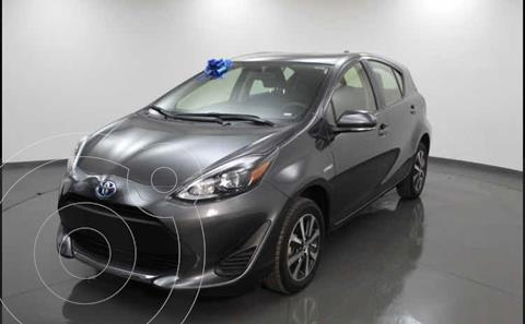Toyota Prius 1.8L CVT usado (2020) color Gris Oscuro precio $299,000