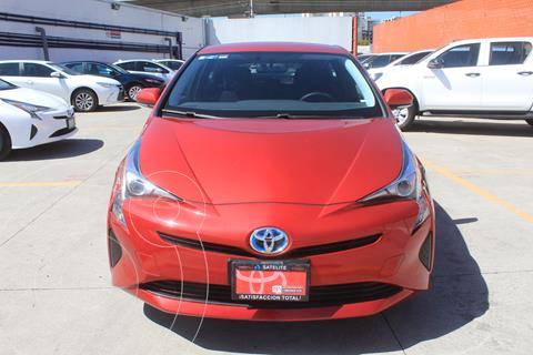 Toyota Prius BASE usado (2018) color Rojo precio $315,000
