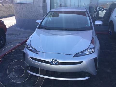 Toyota Prius Base usado (2021) color Plata Dorado precio $400,000