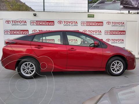 Toyota Prius BASE usado (2017) color Rojo precio $273,000