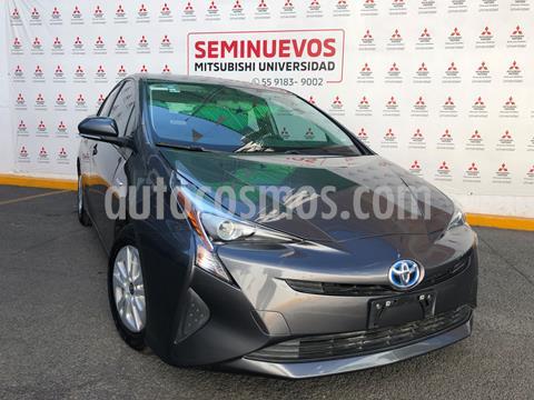 Toyota Prius Premium usado (2017) color Gris precio $270,000