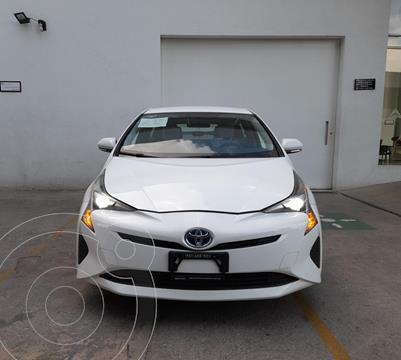 Toyota Prius BASE usado (2017) color Blanco precio $243,000