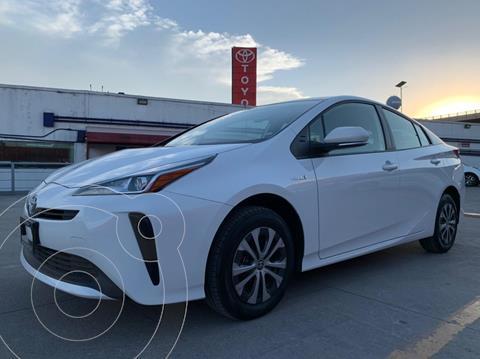 Toyota Prius Base usado (2021) color Blanco precio $399,000