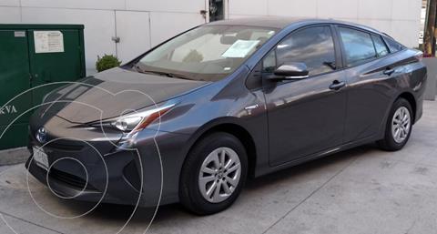 Toyota Prius Premium usado (2017) color Gris precio $335,000