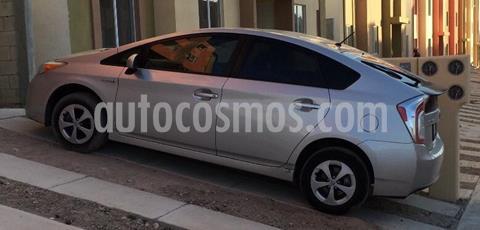 Toyota Prius BASE usado (2015) color Plata precio $199,000