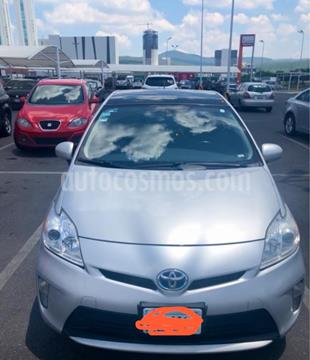 Toyota Prius Premium SR usado (2014) color Plata precio $155,000