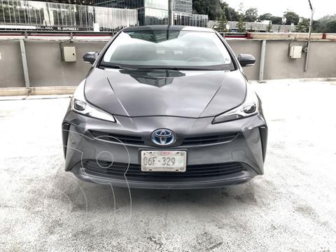 Toyota Prius 1.8L CVT usado (2019) color Gris precio $360,000