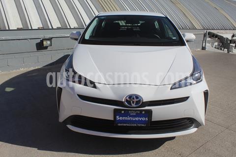 Toyota Prius Base usado (2020) color Blanco precio $390,000