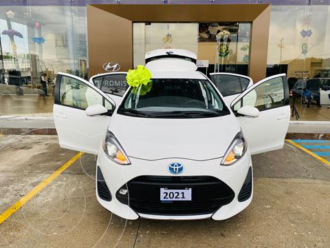 Toyota Prius Premium usado (2021) color Blanco precio $340,000