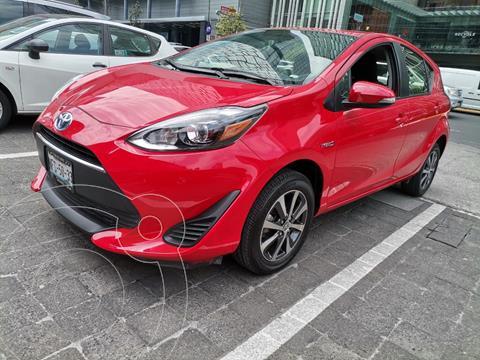 Toyota Prius Premium usado (2018) color Rojo precio $295,000