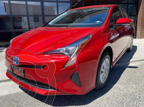 Toyota Prius BASE usado (2017) color Rojo precio $284,000