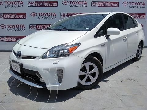 Toyota Prius Premium usado (2013) color Blanco precio $193,000