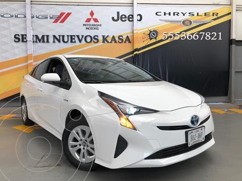 Toyota Prius BASE usado (2016) color Blanco precio $240,000