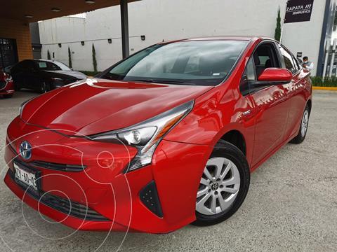 Toyota Prius BASE usado (2017) color Rojo precio $275,000