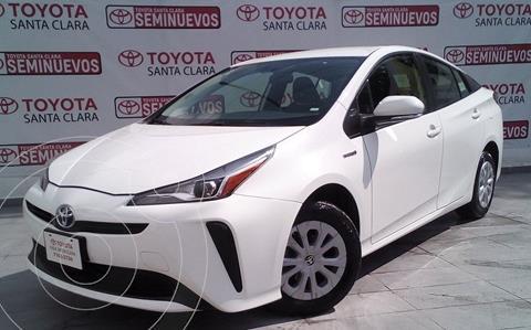 Toyota Prius 1.8L CVT usado (2019) color Blanco precio $340,000