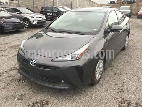 Toyota Prius Premium usado (2019) color Gris precio $435,000