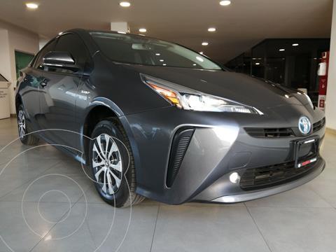 Toyota Prius Premium usado (2020) color Gris precio $389,800