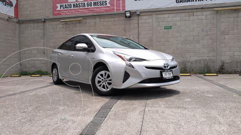 Toyota Prius Premium SR usado (2017) color Plata Dorado precio $298,000