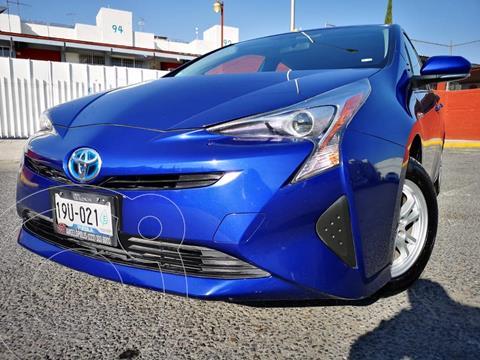 Toyota Prius BASE usado (2017) color Azul precio $200,000
