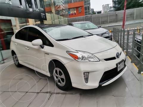 Toyota Prius Premium SR usado (2015) color Blanco precio $250,000