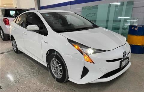 Toyota Prius BASE usado (2017) color Blanco precio $279,000