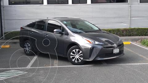 Toyota Prius 1.8L CVT usado (2020) color Gris precio $380,000